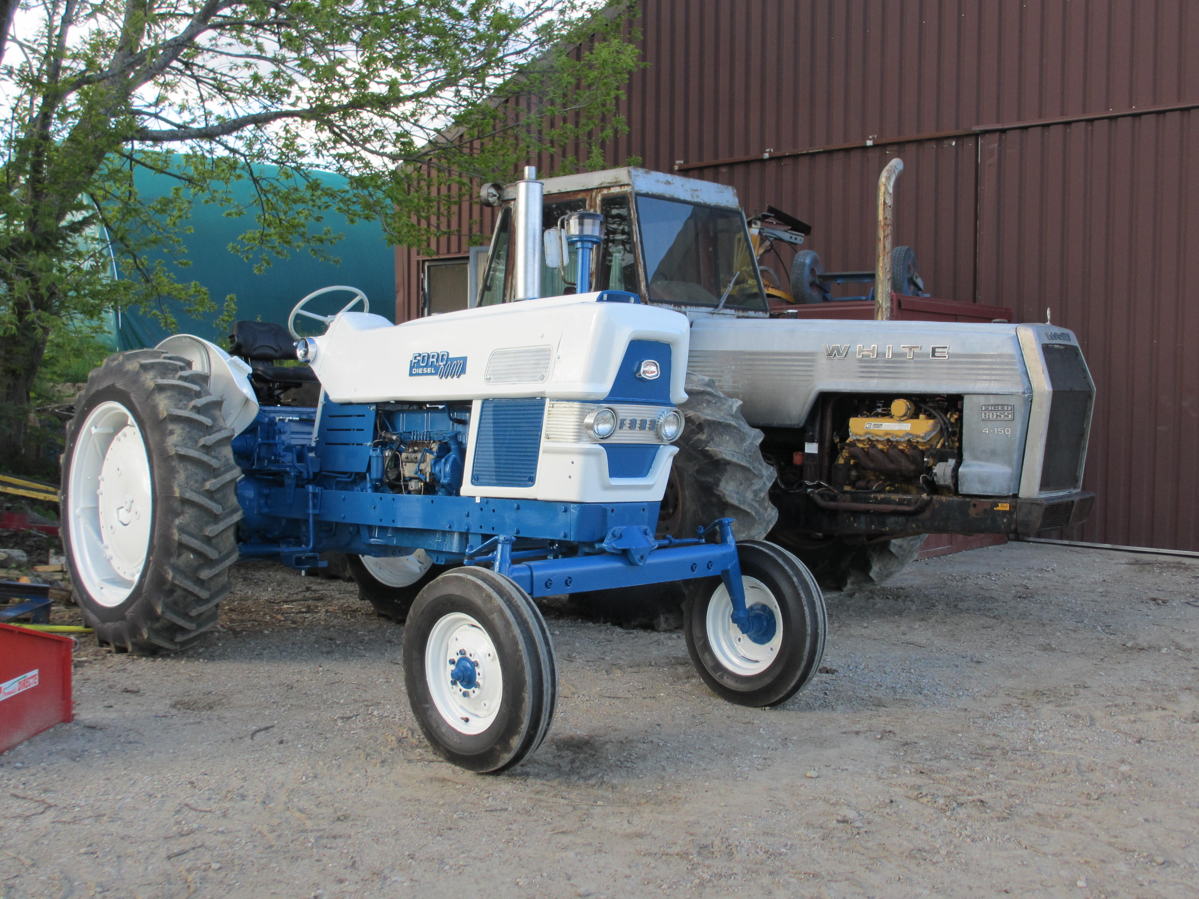 Ford 6000 Commander Tractor For Sale Autos Post