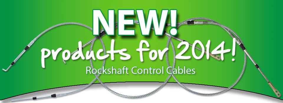 Rockshaft-Cables