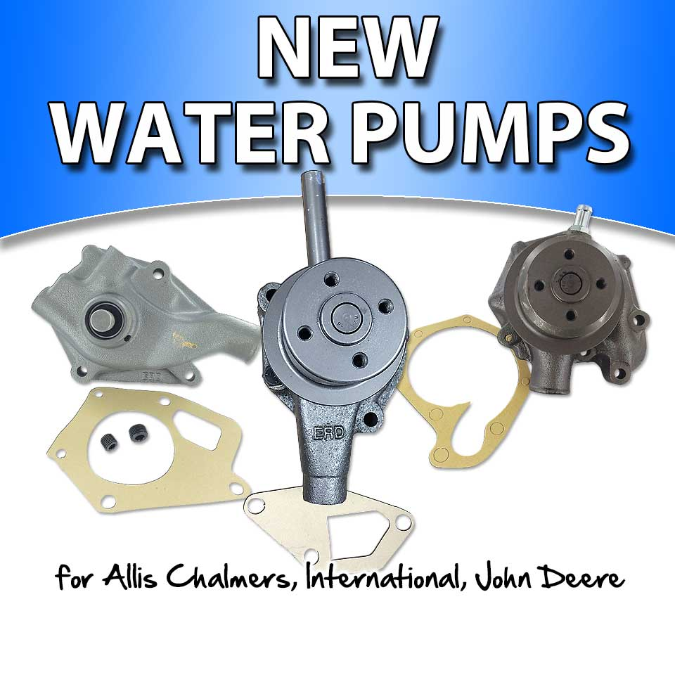 Steiner Tractor Parts Oil Pumps : Steiner tractor parts new for old tractors page