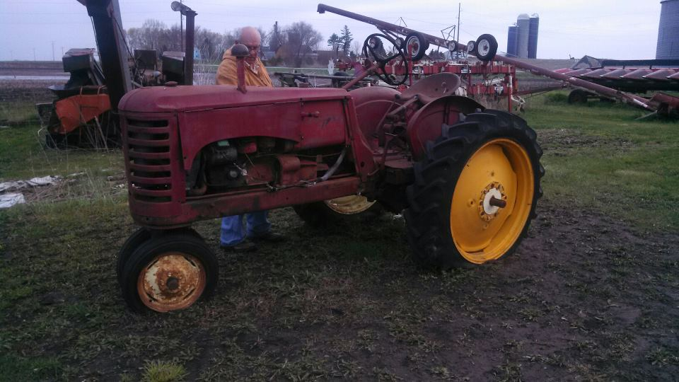 Vintage Tractor Club 85