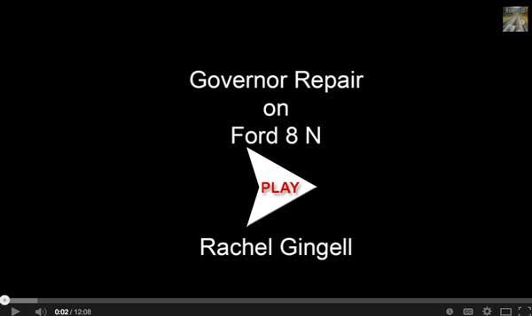 Governor Repair Video