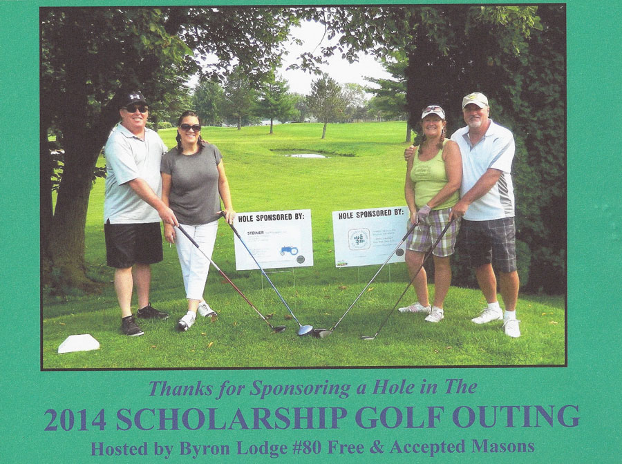 2014 Scholarship Golf Outing