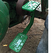 Steps for your John Deere Tractor