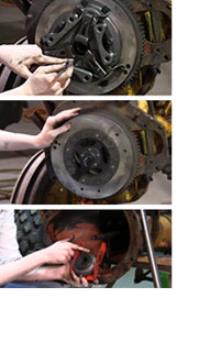 Repair Your Cub Clutch