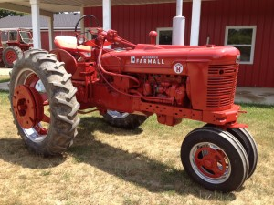 Buyer Beware: What to Look for when Purchasing an Antique Tractor