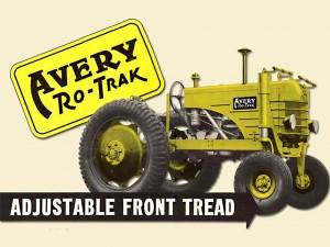 The Spork Tractor (Avery Ro-Trak)
