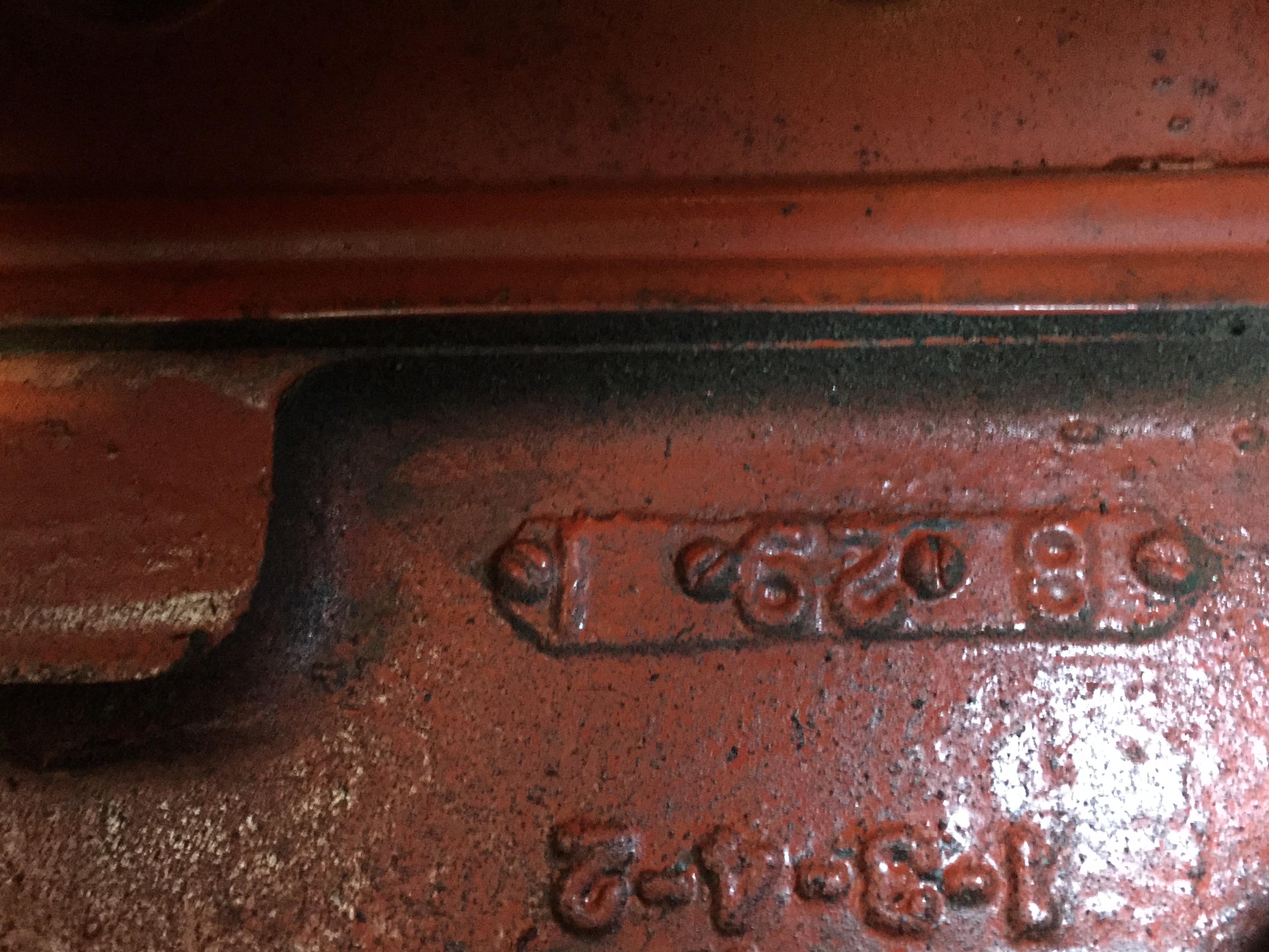 How to Find Your Tractor's Birthday - Antique Tractor Blog