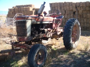 Family Farmall – New to Rust to Restoration