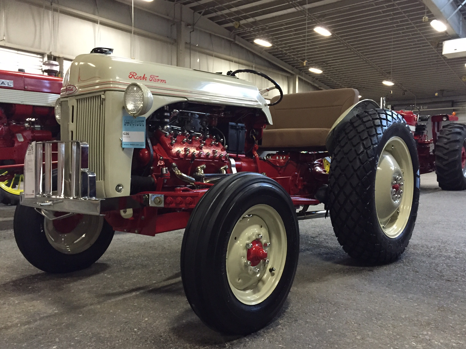 Ford 8n Archives Antique Tractor Blog Conversion