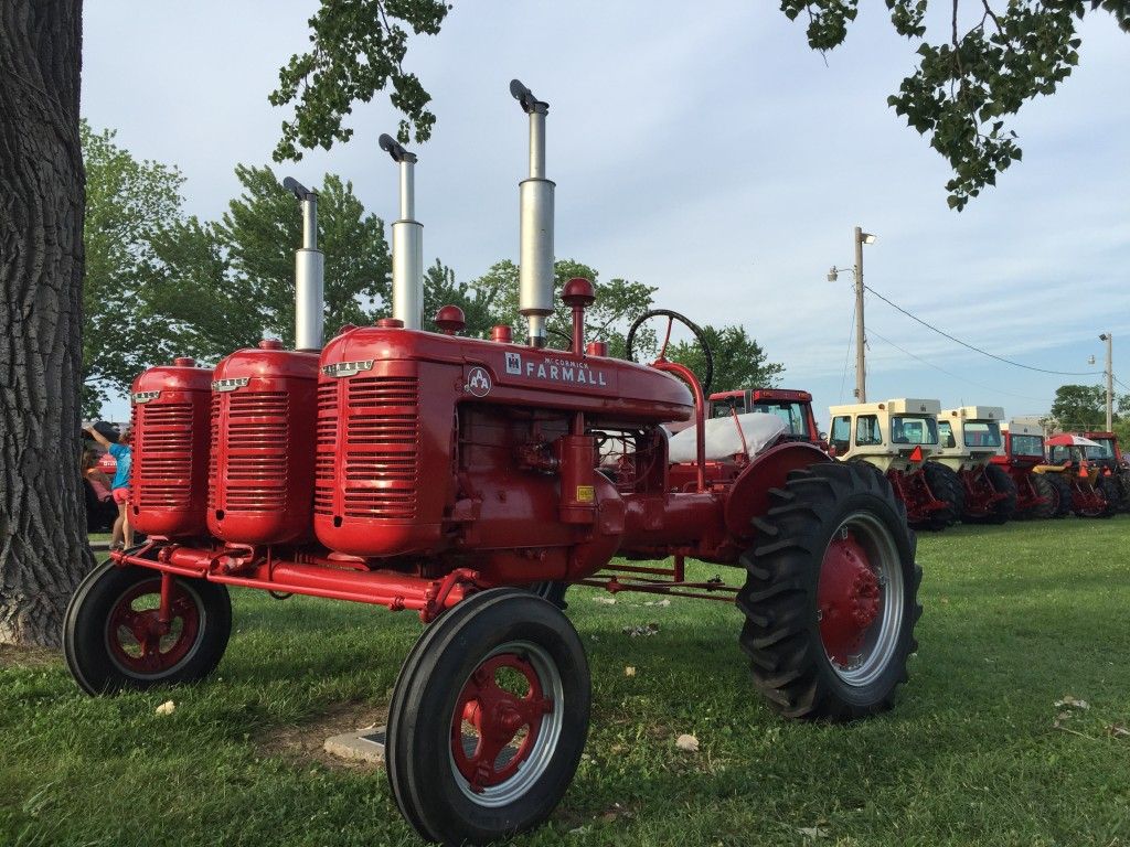 The Triple A Farmall