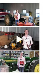 Farm Week Safety Video with Rachel
