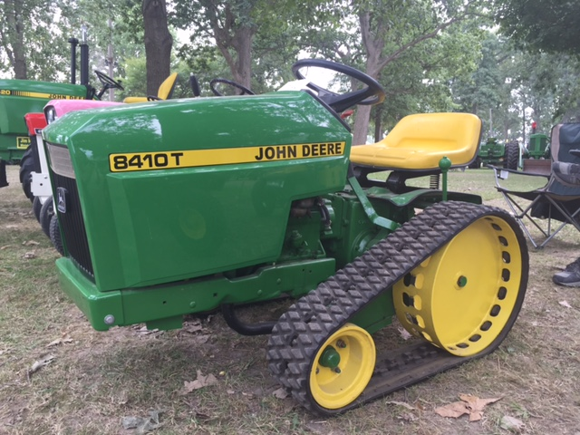 Jim S John Deere Collection Antique Tractor Blog