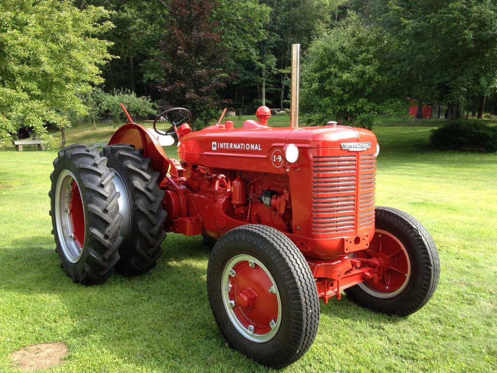 from Miller dating farmall h