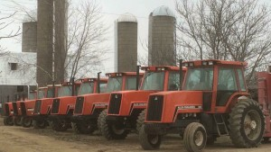 An Inside View of an Allis Chalmers Collection
