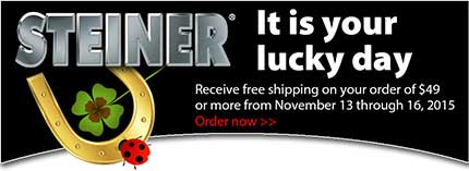 Lucky you – Free Shipping