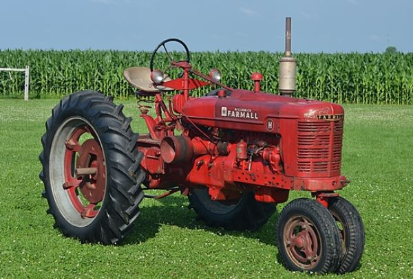 farmall Archives - Page 2 of 9 - Antique Tractor Blog