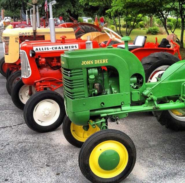 6 Reasons to Pick a Favorite Tractor