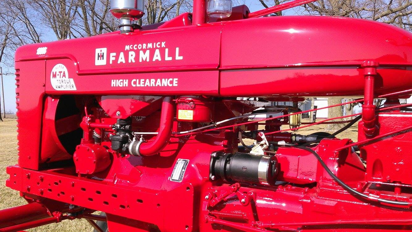 farmall Archives - Antique Tractor Blog