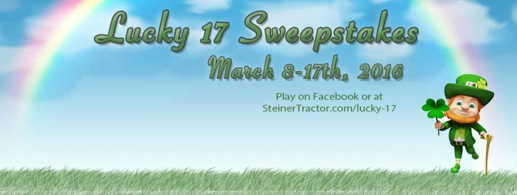 Lucky 17 Sweepstakes