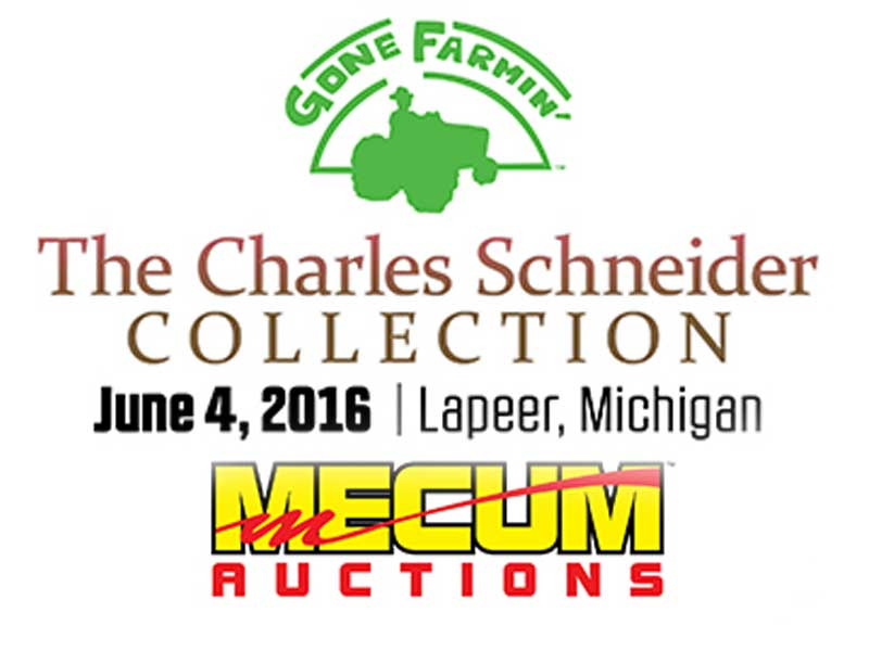 Charles Schneider Auction - Mecum