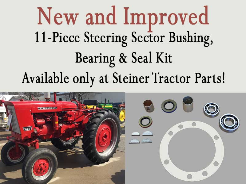 Steering Sector Kit