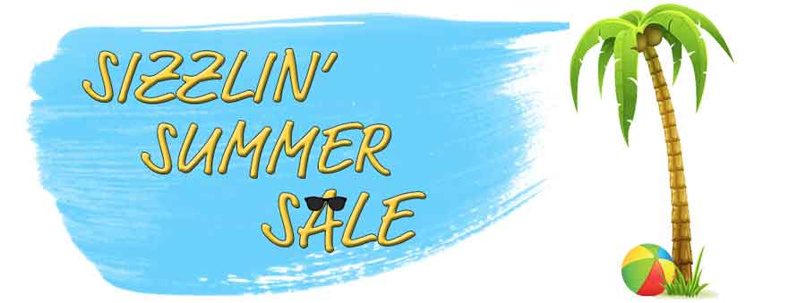 Summer Sizzling' Savings