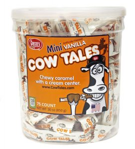 75ct Mini Cow Tales Tub