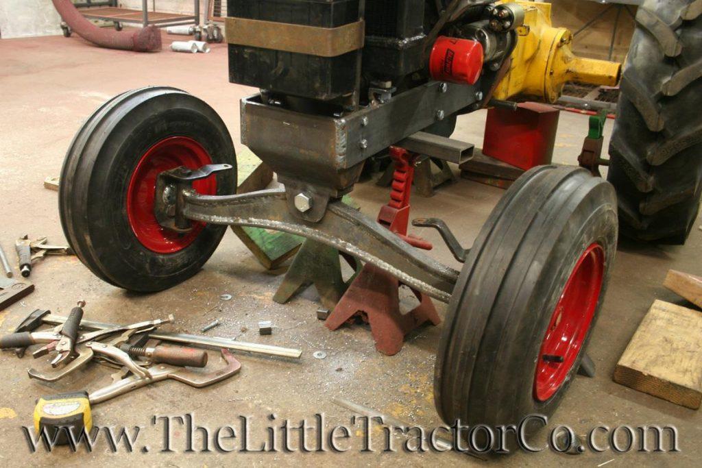Moline U Little Tractor