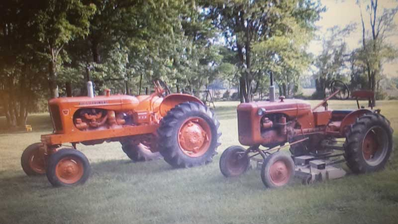 Last of the Line and Still Running - Antique Tractor Blog