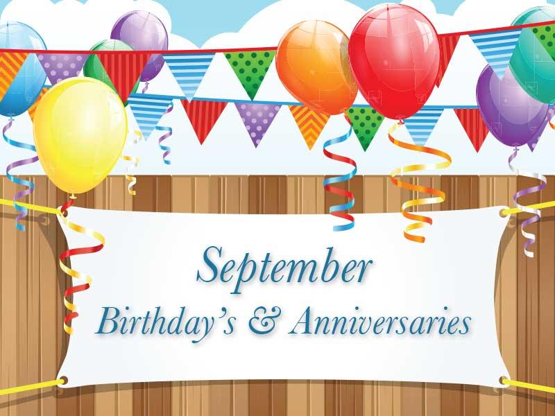 September-Celebrations