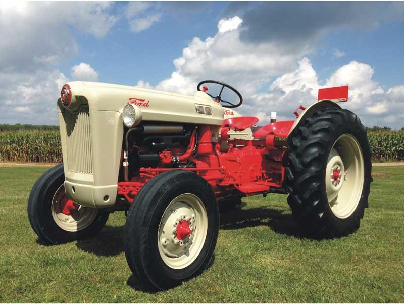 1953 Ford Jubilee