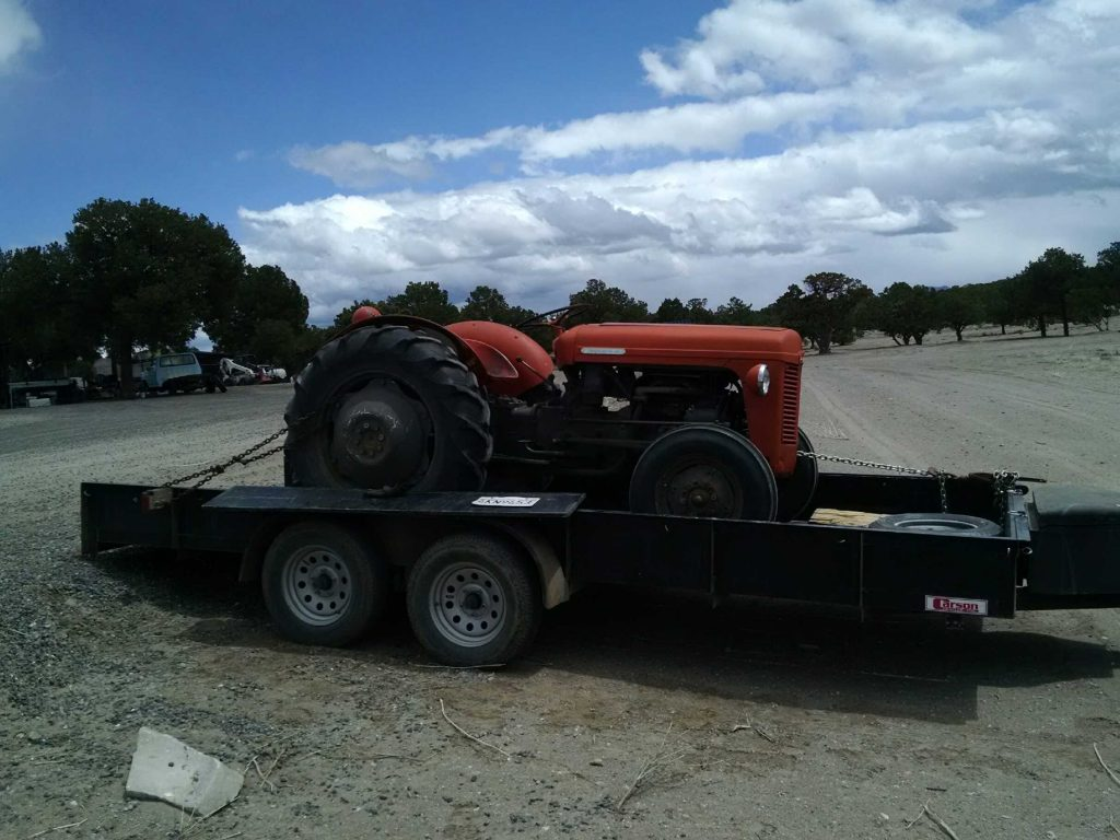 No Haggle Tractor Purchase