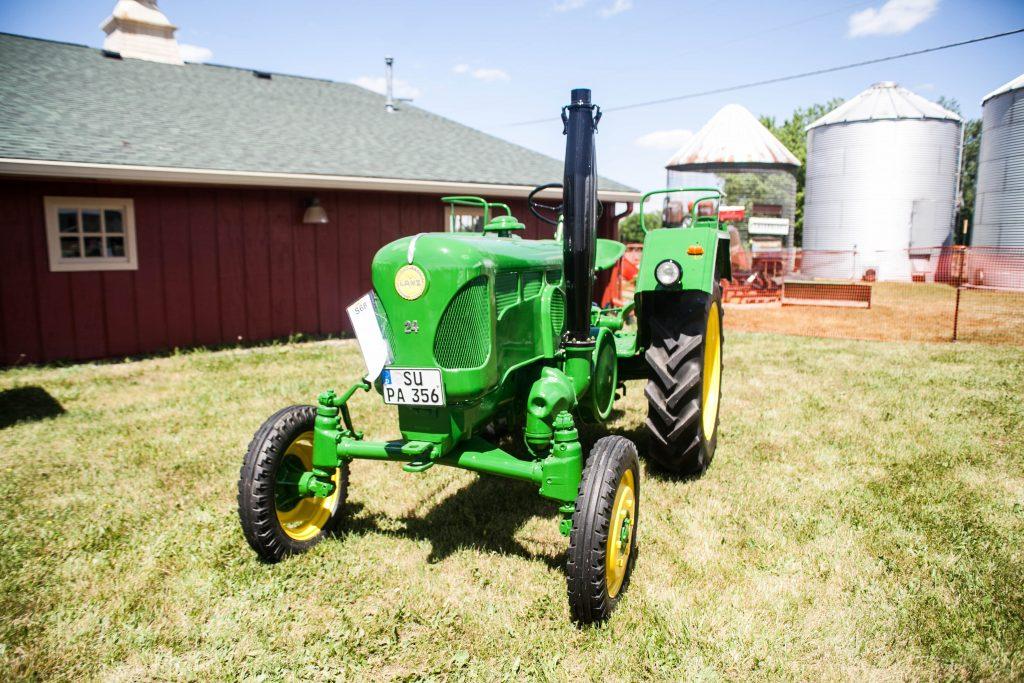 John Deere Lanz Tractors