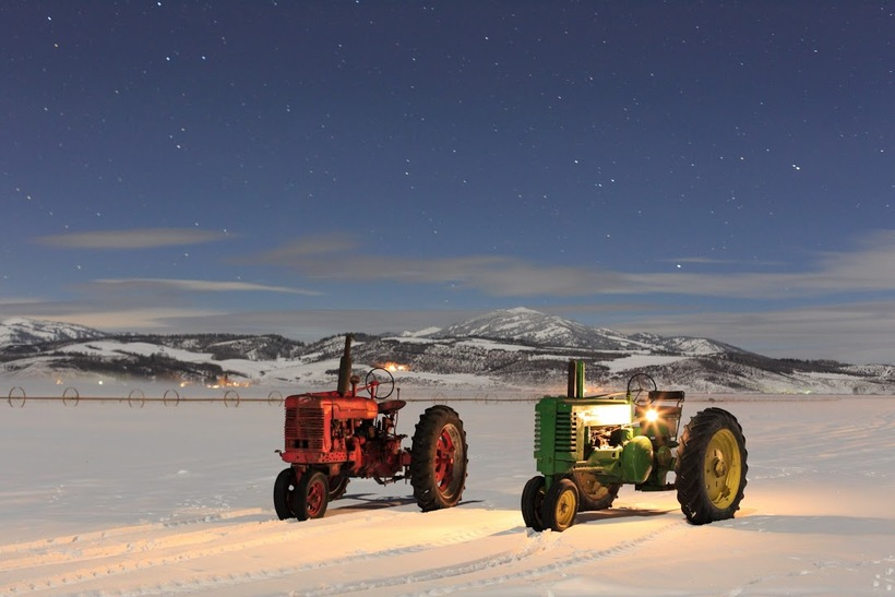 Featured Tractor Photo