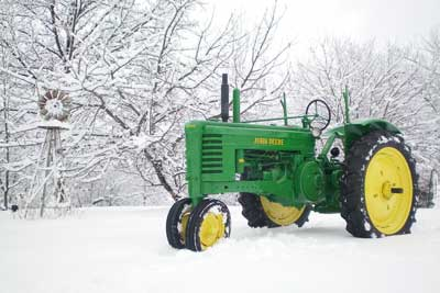 March Featured Tractor Photo