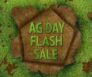 AG Day Free Shipping