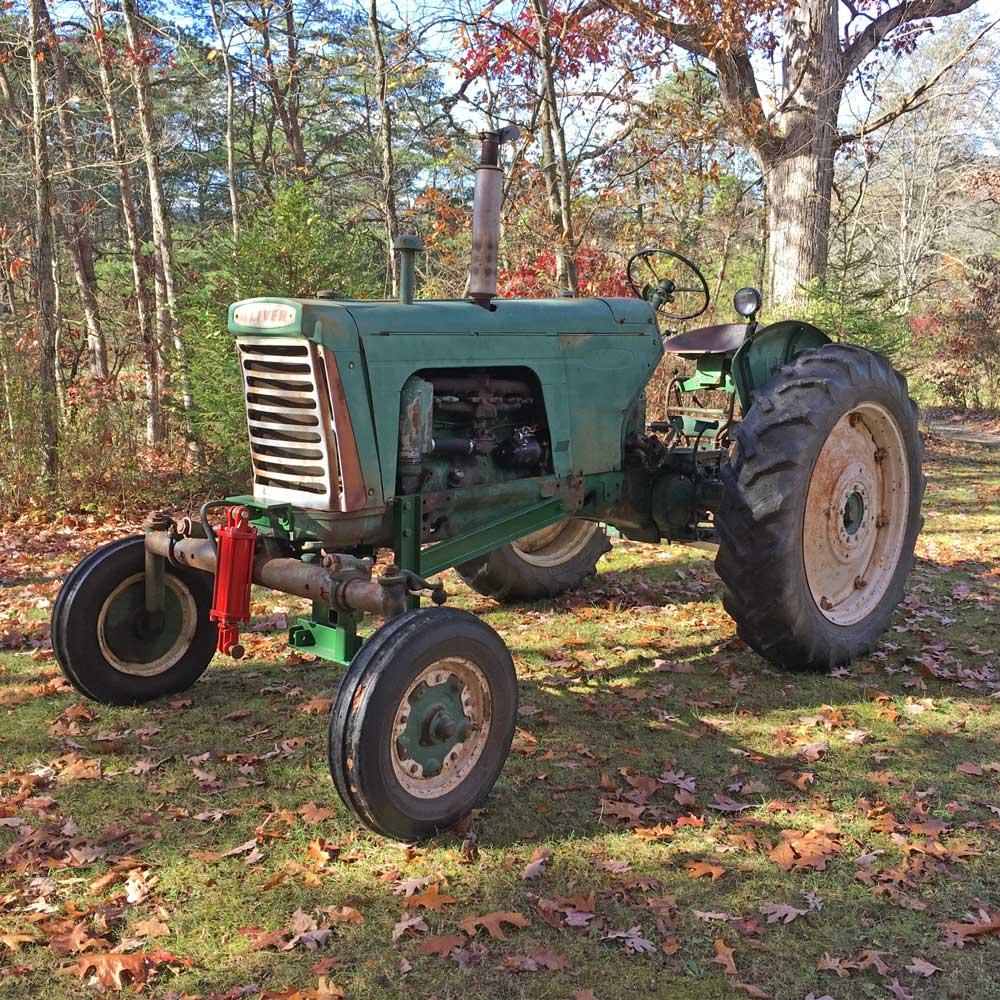 1958 Oliver 770