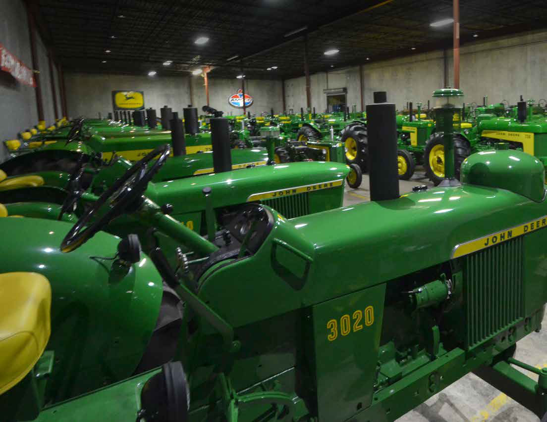 John Deere Collection by Ron Drosselmeyer