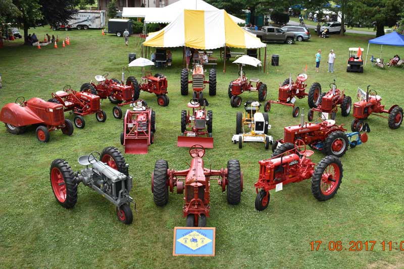 First State Antique Tractor Club Show