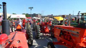 NY - Tri State Antique Wheels & Iron @ Washington County Fairgrounds