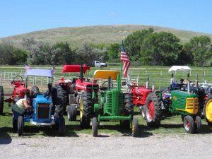MI - Genesee Valley Tractor Collectors Club @ Porter Orchard