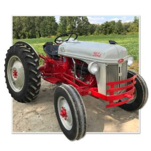 One lucky winner will be taking home this restored Ford 8N ! - Antique  Tractor Blog