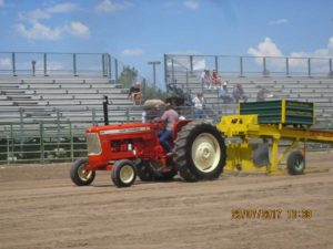 LA - Fall Festival Antique & Tractor Show @ Jena Fairgrounds