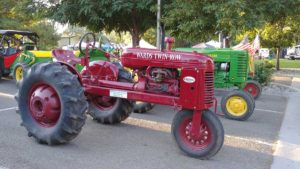 IN - Franklin County Antique Machinery Show @ Franklin County Fairgrounds