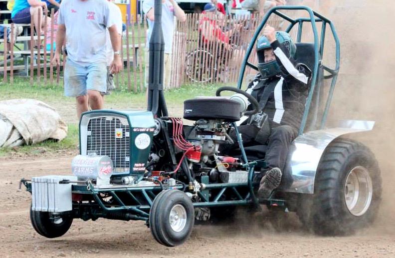 Mini Tractor Pulling