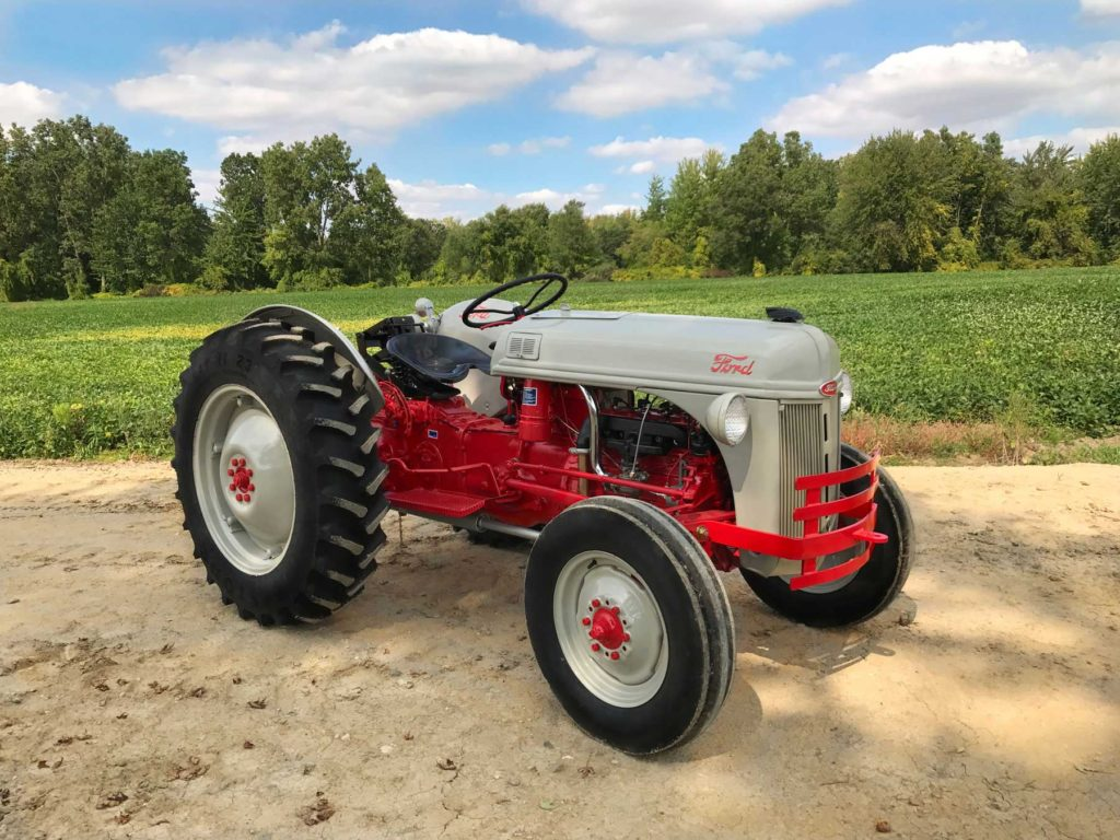 Tractor Sweepstakes Winner