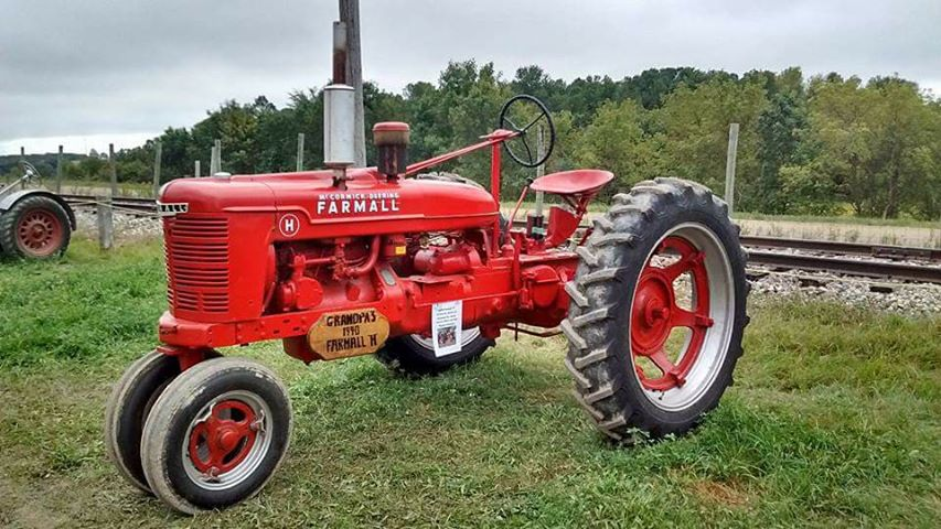 Tractor Stories - Antique Tractor Blog