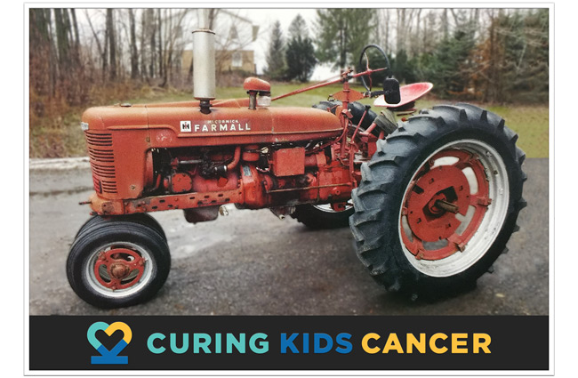 Curing Kids Cancer