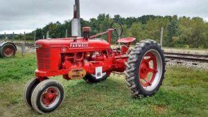 Tractors After Restoration
