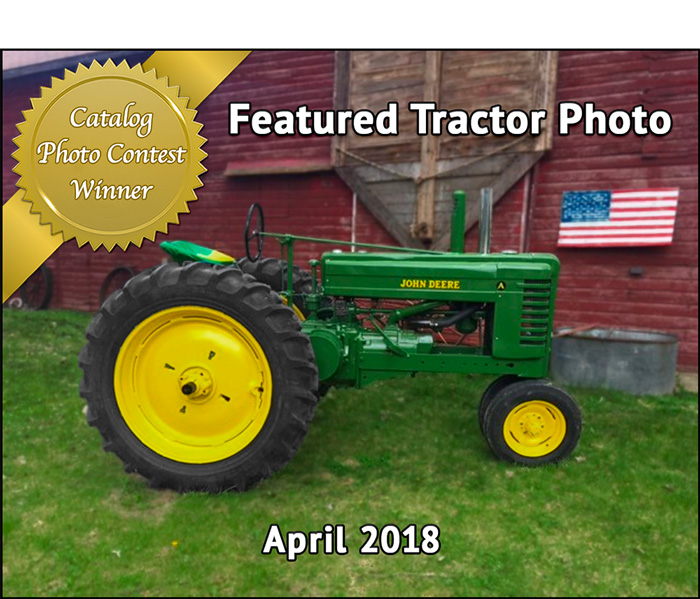 April Featured Photo